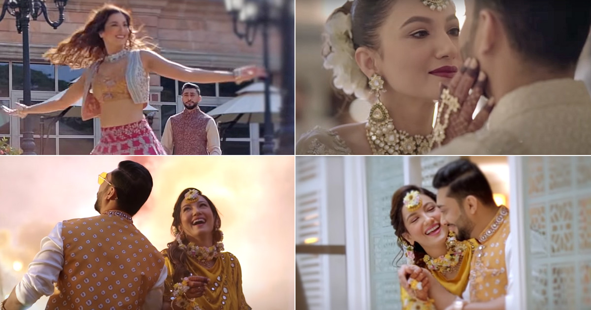 Gauahar Khan Releases Video Glimpses Of Her Wedding With Zaid Darbar & It's What Our Dreams Are Made Of, Check Out