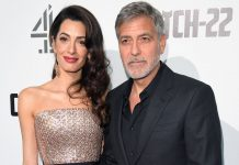 George Clooney's 'ER' act doesn't impress wife Amal