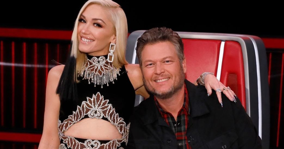 Get Yourself A Woman, Who Looks At You The Way Gwen Stefani Looks At Blake Shelton - A Match Made In Heaven, Check Out