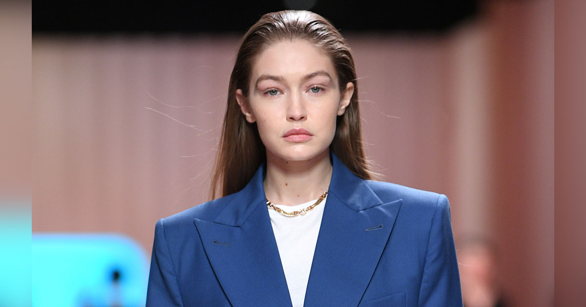 Gigi Hadid Is Hands Down The Most Stylish Mother With A Chic Wardrobe Sense As The Model Gets Spotted In New York Taking Khai On A Stroll - Deets Inside