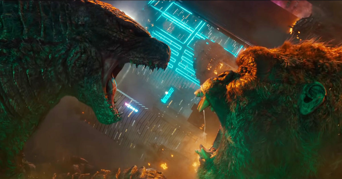 Godzilla Vs Kong Hindi Dubbed Version Available In HD Quality On Tamilrockers & Other Torrent Sites