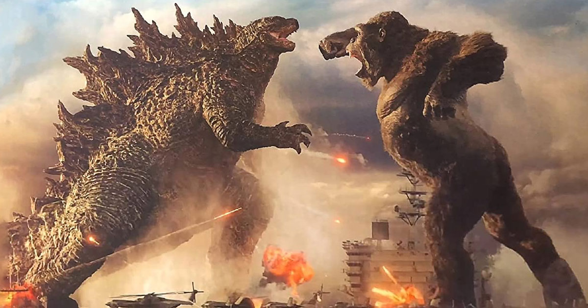 Godzilla Vs Kong Is Slated To Release In India On March 24