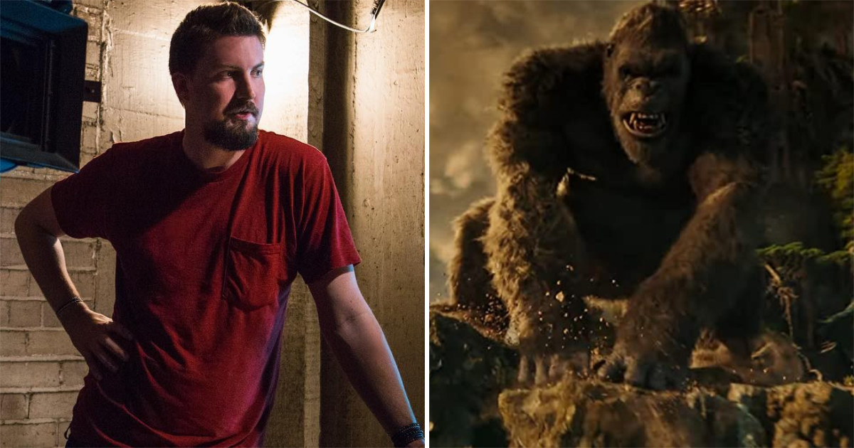 """Adam Wingard On Godzilla Vs Kong's Kong Being Like An '80s Action Hero: """"That's Where My Heart Is Anyway"""""""