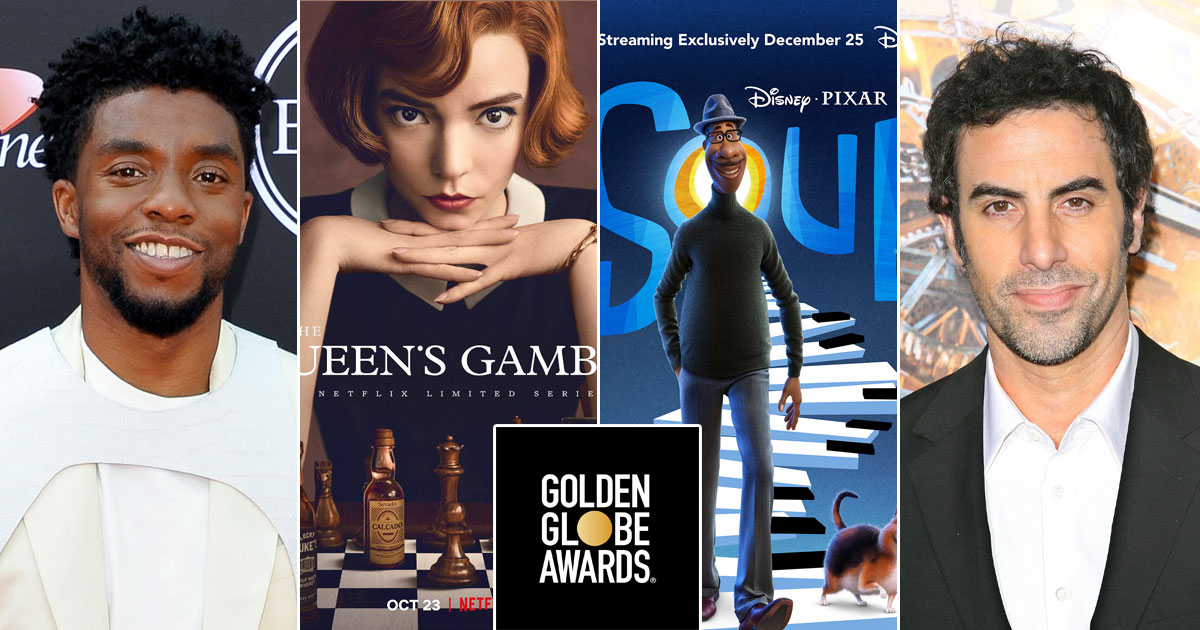 Golden Globes 2021: Chadwick Boseman To Schitt's Creek & The Crown – Complete List Of Winners!
