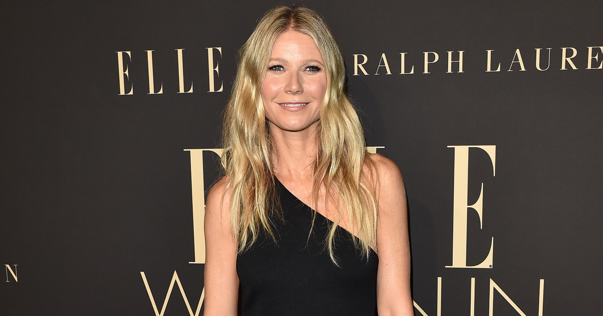 GWYNETH PALTROW DELVING INTO HOME MEAL DELIVERY SERVICE