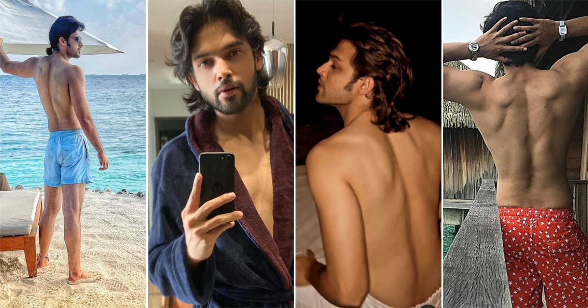 4 Times Parth Samthaan Made Our Heartbeats Skip With His Hot Bod