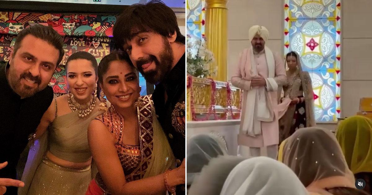 Harman Baweja ties the knot with Sasha Ramchandani