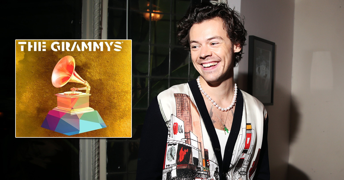 Harry Styles To Open Grammy 2021 With His 'Golden' Performance & We Can't Wait Him To Woo Us, Check Out