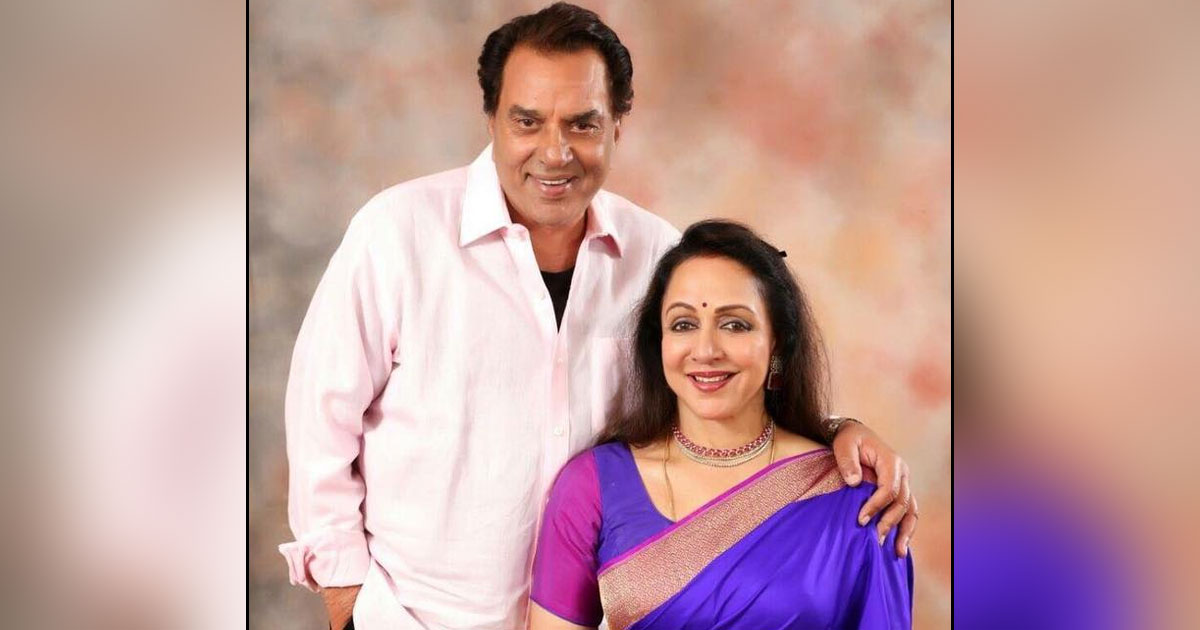 Hema Malini's Father Was Worried About Her Romance With Dharmendra, Did Not Let Them Spend Time Alone, Check Out