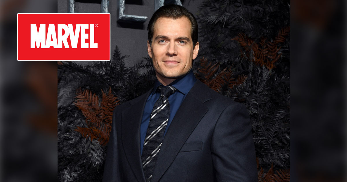 Henry Cavill Reaches Out To Marvel?