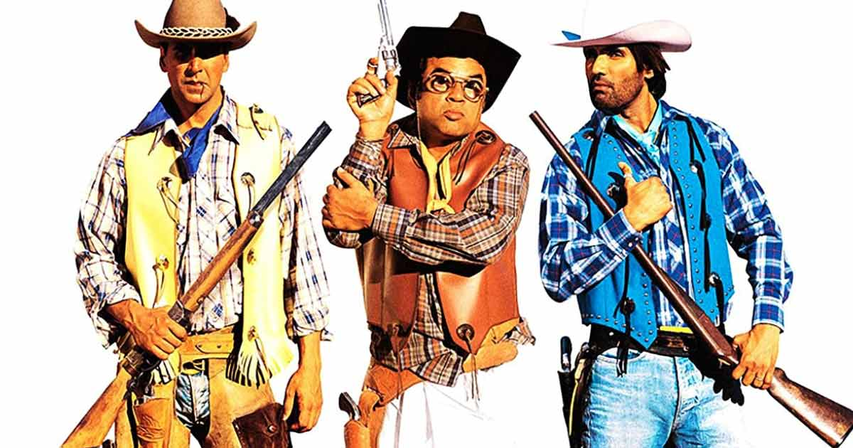 Hera Pheri's Playdate Edition Will Take You Back To The Good Old Days Of Raju, Baburao & Shyam - Check Out