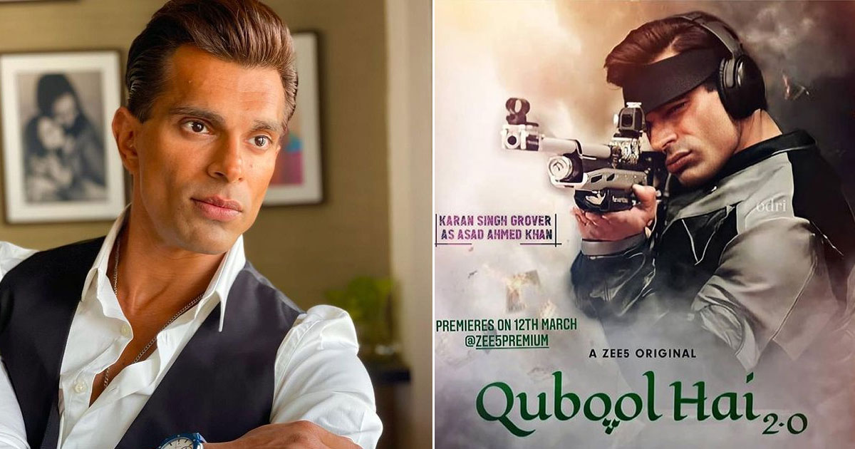 Here's what Karan Singh Grover has to say about shooting for Qubool Hai 2.0 in Belgrade