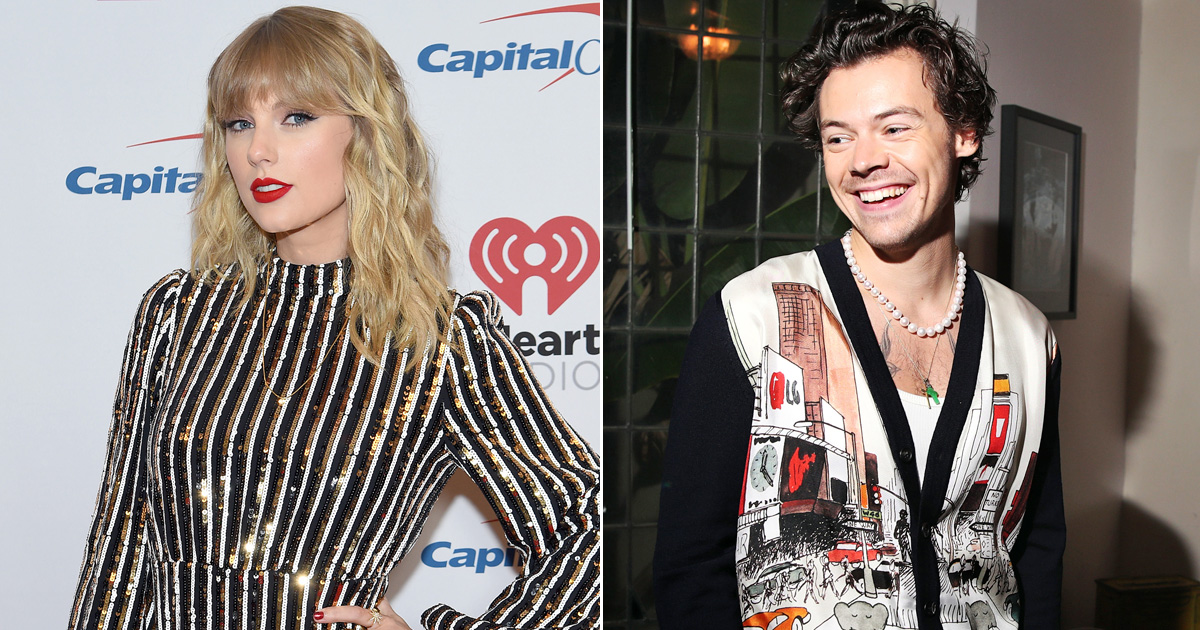 Here's What Taylor Swift & Harry Styles Spoke To Each Other When They Came To Face To Face At Grammy 2021