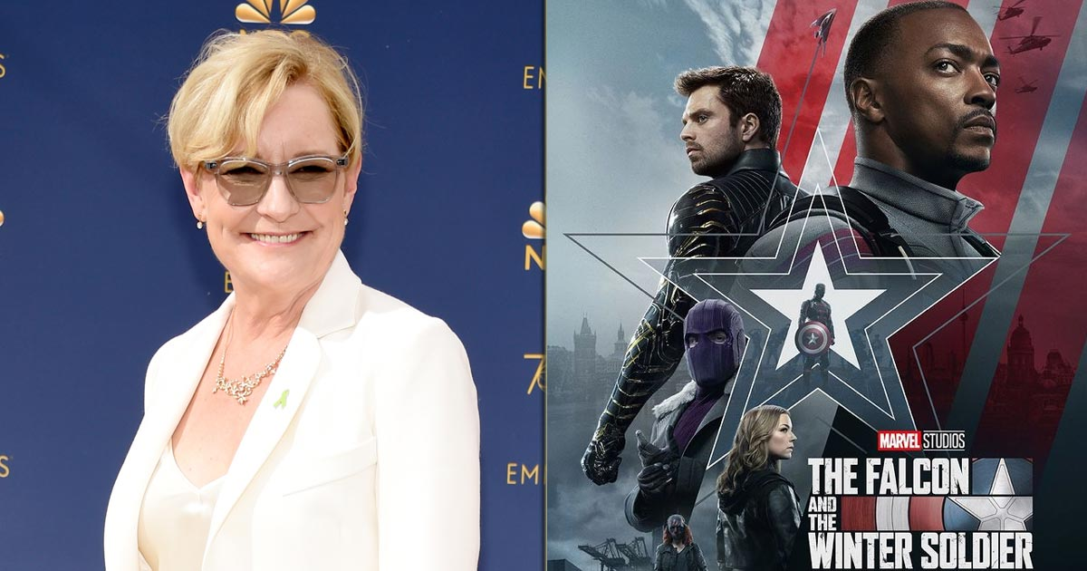Here's What The Falcon And The Winter Soldier Director, Kari Skogland, Has To Say About The Show