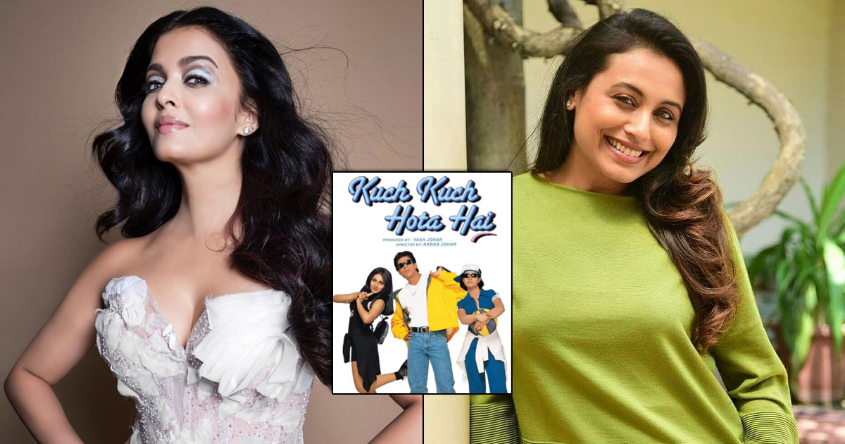 Here's Why Aishwarya Rai Bachchan Refused To Play Tina's Role In Kuch Kuch Hota Hai