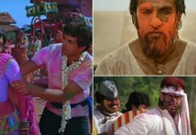 Holi Special – When The Festival Of Colour Played An Important Part In Taking The Story Forward