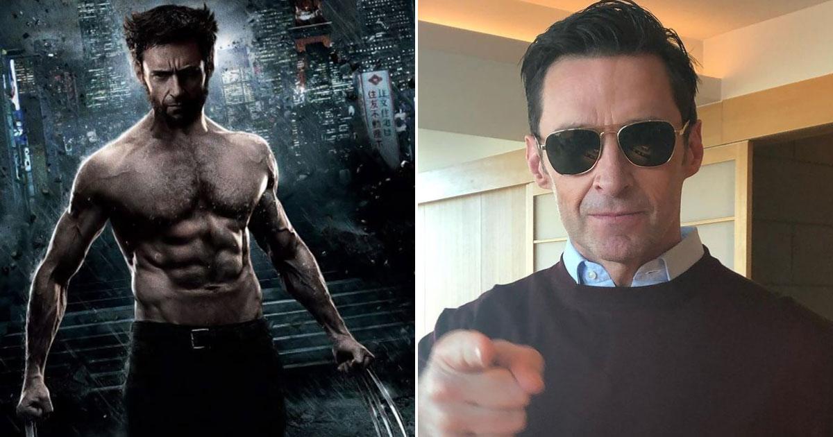 Hugh Jackman Wolverine Transformation