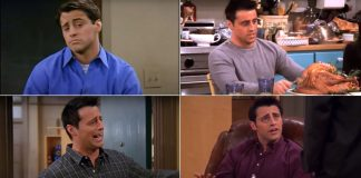 How You Doin' To Eating An Entire Turkey, Speaking French & More – 8 Times Matt LeBlanc's Joey Tribbiani Was The Funniest FRIENDS Character Ever!