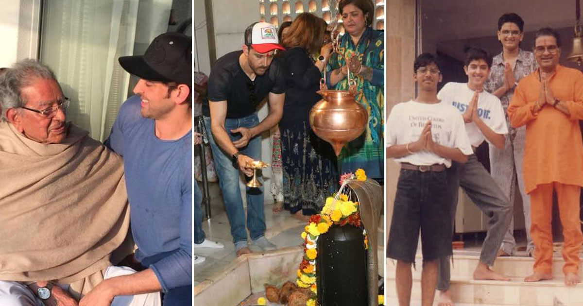 """Hrithik Roshan's Lord Shiva Temple Shut For The First Time On Mahashivratri, Says, """"Health & Safety Take Centre Stage"""""""