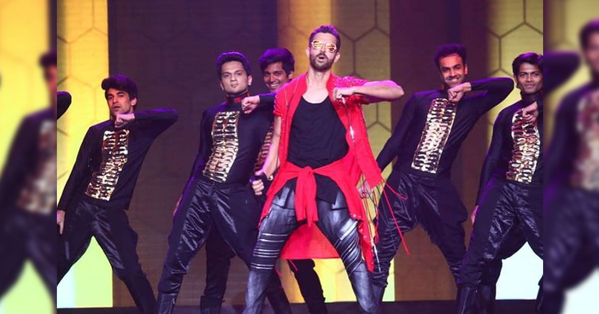 Hrithik Roshan reiterates his love for dance in new post