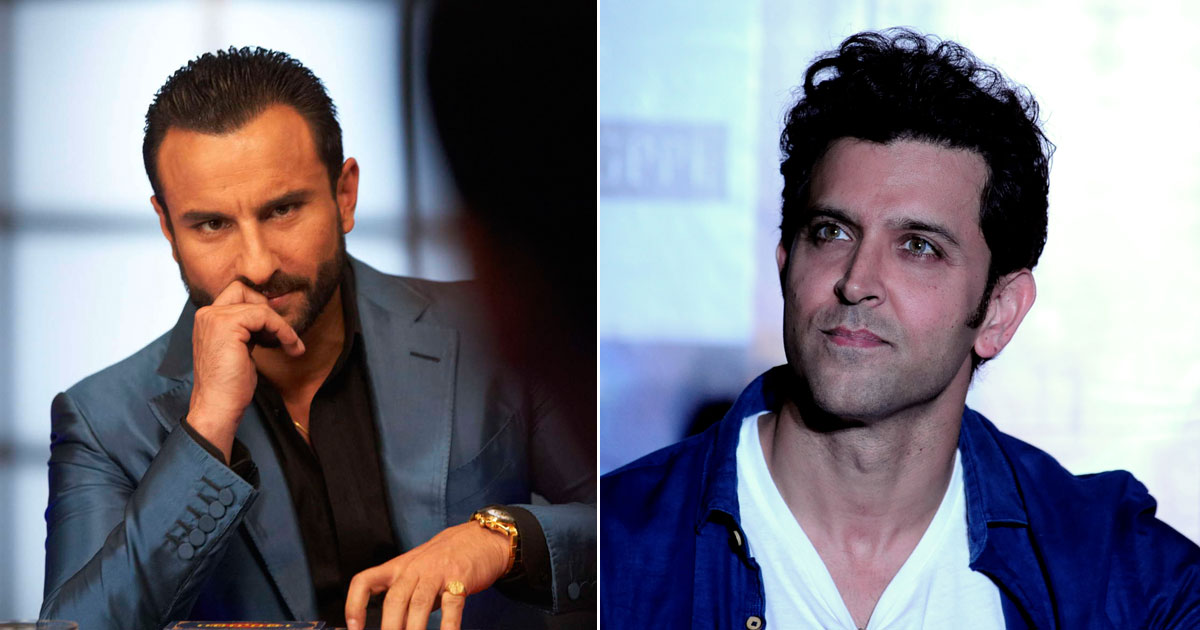 Hrithik Roshan To Be Cast In The Hindi Remake Of Vikram Vedha In Opposite To Saif Ali Khan?