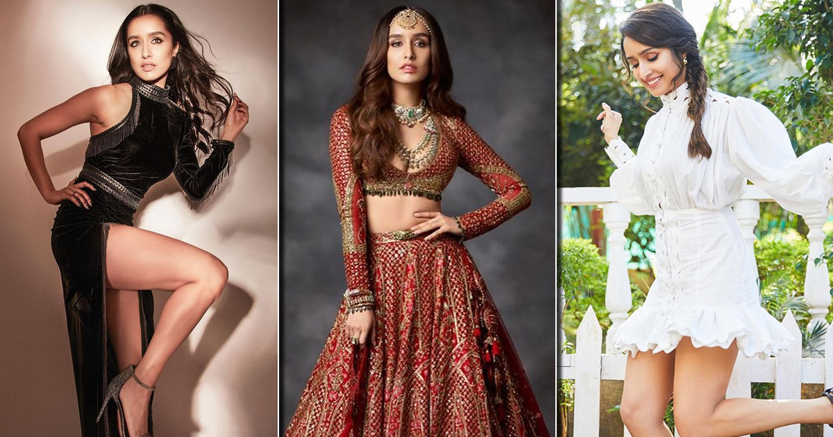 Indian, Western & Anything In Between, Birthday Girl Shraddha Kapoor Can Slay Them All!