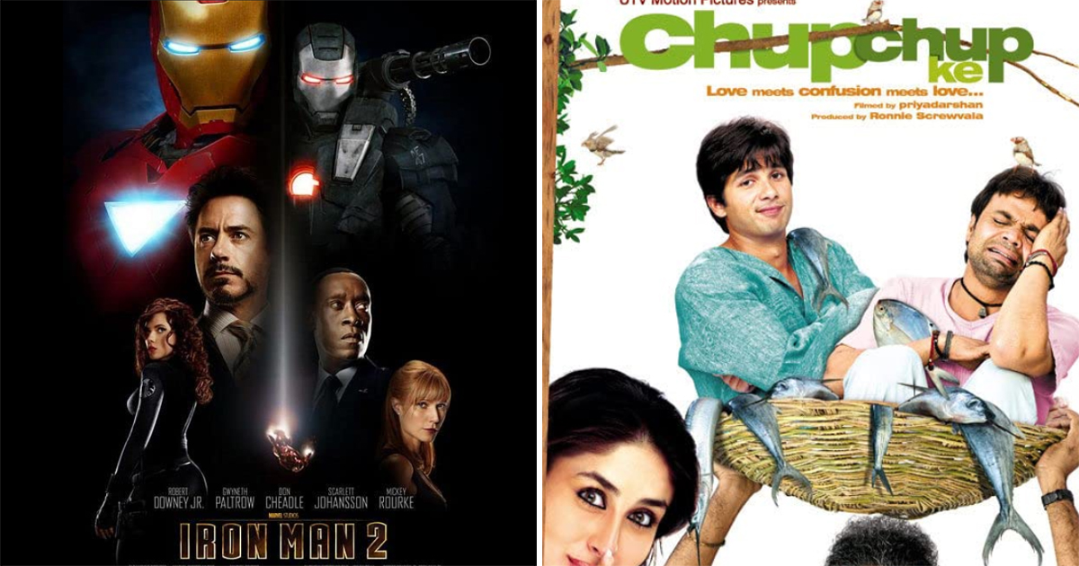 Iron Man 2 X Chup Chup Ke: This Mixing Of Tony Stark & Rajpal Yadav's Dialogues Is Crazy AF