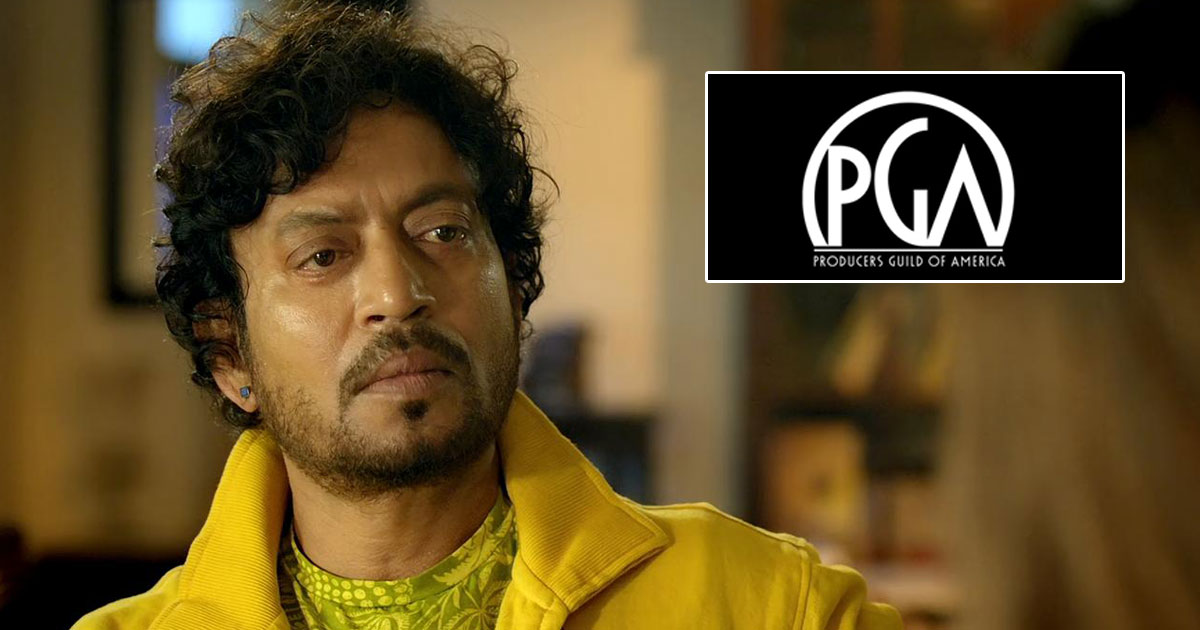 Irrfan Khan's Receives Honours At Producer's Guild Of America (PGA) Awards 2021 But Gets Name Spelt Wrong