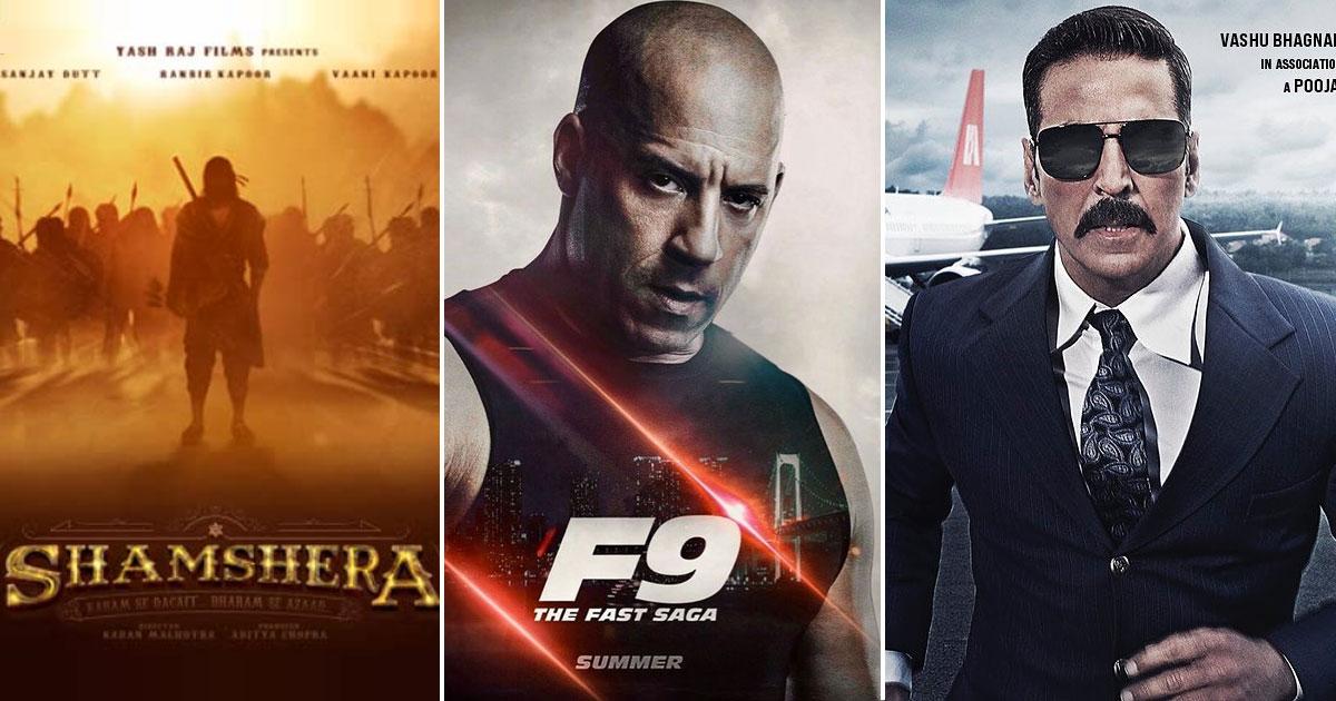 It's Ranbir Kapoor's Shamshera Vs Fast & Furious 9, Akshay Kumar's BellBottom To Enjoy A Solo Release