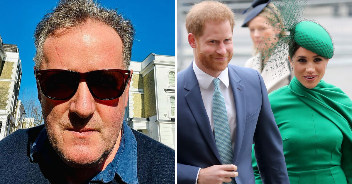 ITV TO HOLD TALKS WITH PIERS MORGAN AFTER HE DISMISSES DUCHESS OF SUSSEX MENTAL HEALTH CLAIMS