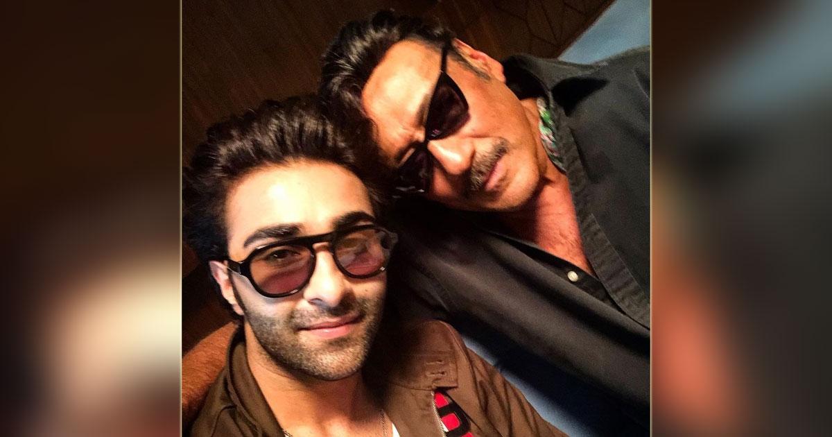 Aadar Jain Has This Surprising Shah Rukh Khan Connect With Jackie Shroff