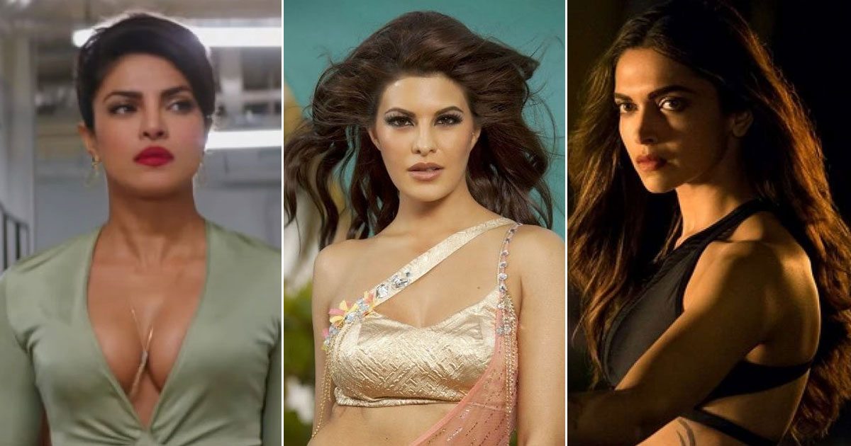 Jacqueline Fernandez In A Lusciously Mounted Hollywood Actioner, Joins The League Of Priyanka Chopra, Deepika Padukone