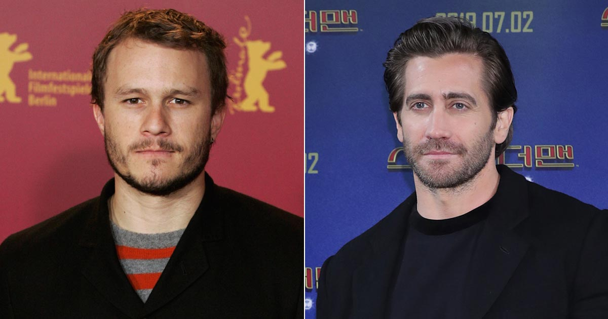 Jake Gyllenhaal remembers being 'in awe' of Heath Ledger