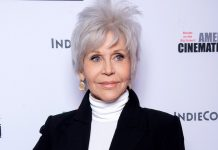 JANE FONDA: 'I DON'T WANT A SEXUAL RELATIONSHIP EVER AGAIN'
