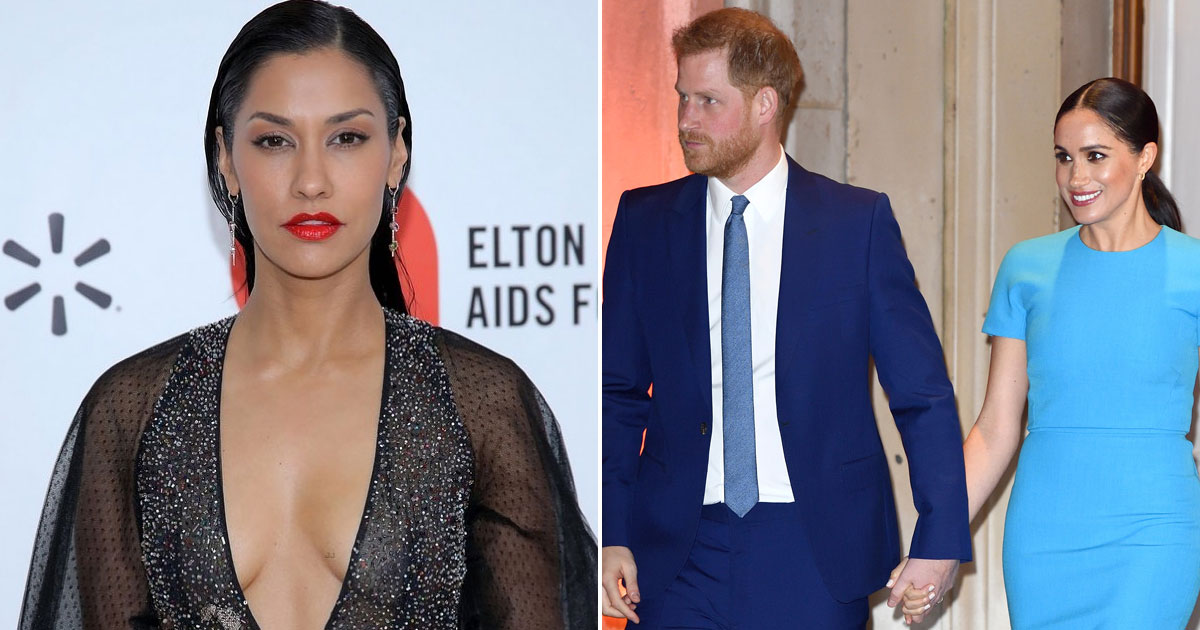 JANINA GAVANKAR: 'DUCHESS MEGHAN HAS MANY EMAILS AND TEXTS TO PROVE ROYAL FAMILY ALLEGATIONS'