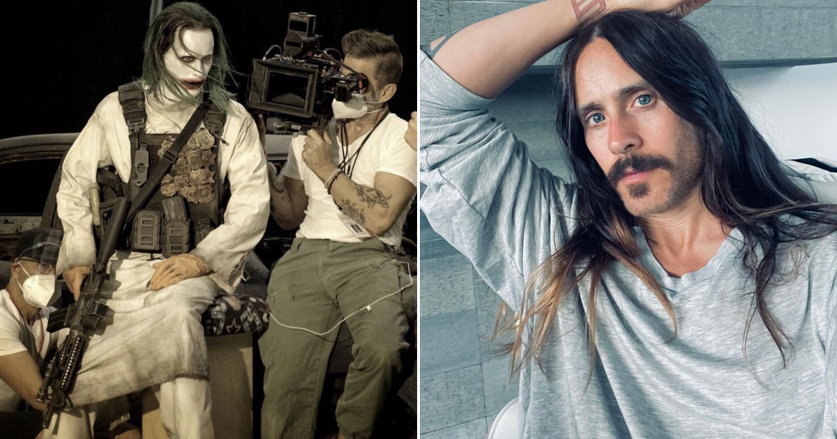 Jared Leto feels 'Joker' much more evolved in 'Zack Snyder's Justice League'