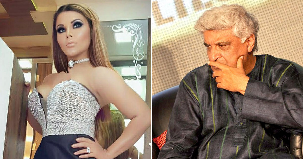 Javed Akhtar Confirms Rakhi Sawant's Claims Of Making A Film About Her