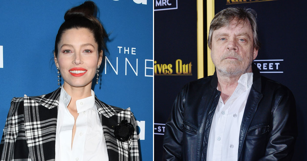 Jessica Biel & Mark Hamill Call For Gun Control Laws In The Wake Of Boulder Shooting