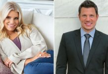 JESSICA SIMPSON LEFT 'ALONE IN THE DARK' WHEN EX NICK LACHEY MOVED ON