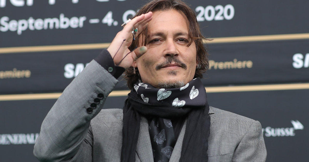 JOHNNY DEPP'S LIBEL TRIAL CONTINUING TO INSPIRE HIS SONGWRITING