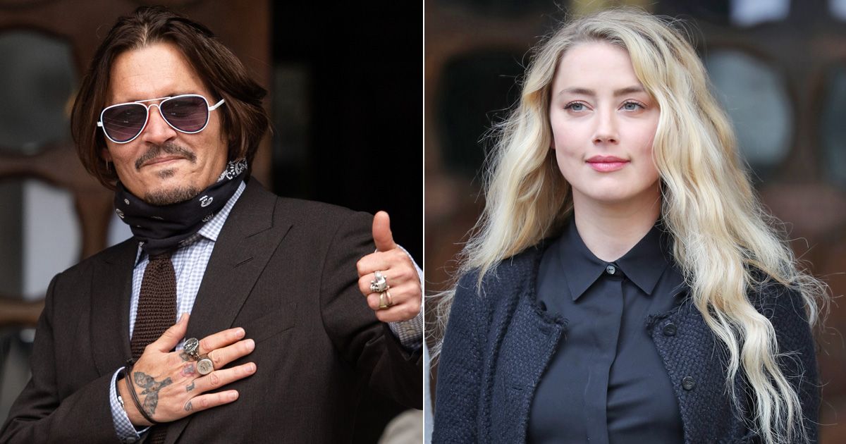 Johnny Depp's Team Believes That Amber Heard Not Making The Promised Donations May Help The Actor