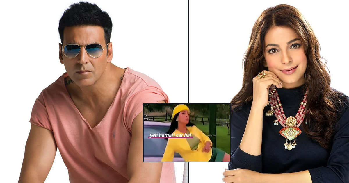 Juhi Chawla finally joins the Pawri with Akshay Kumar!