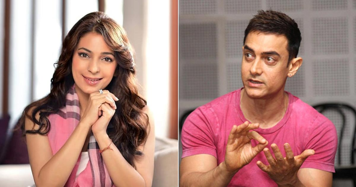 Juhi Chawla Once Revealed Aamir Khan's 'Secret' Marriage With Two Kids To Media, Here's What Happened Next, Find Out