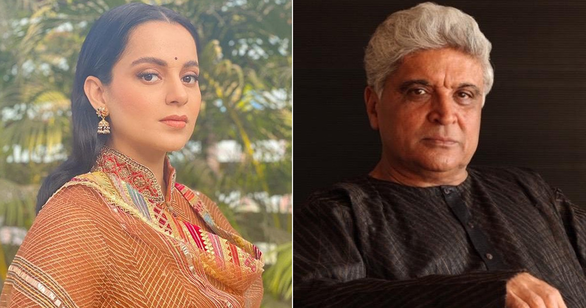 Kangana Ranaut To Approach Dindoshi Court To Quash The Bailable Warrant Issued In Defamation Case By Javed Akhtar