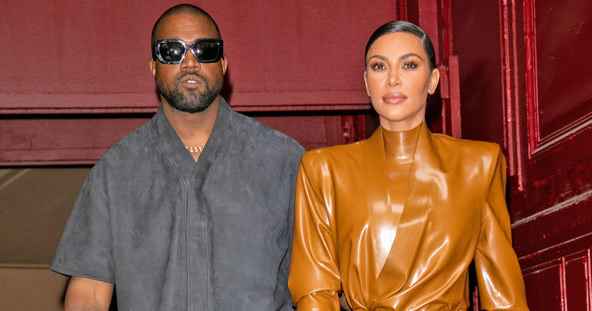 Kanye West's Net Worth Jumps To $6.6 Billion Amid Divorce From Kim Kardashian