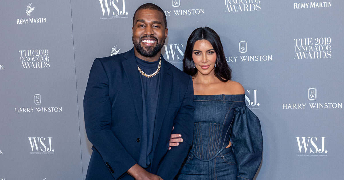 Kanye West's Recent Statement About Divorce With Kim Kardashian Will Shock You