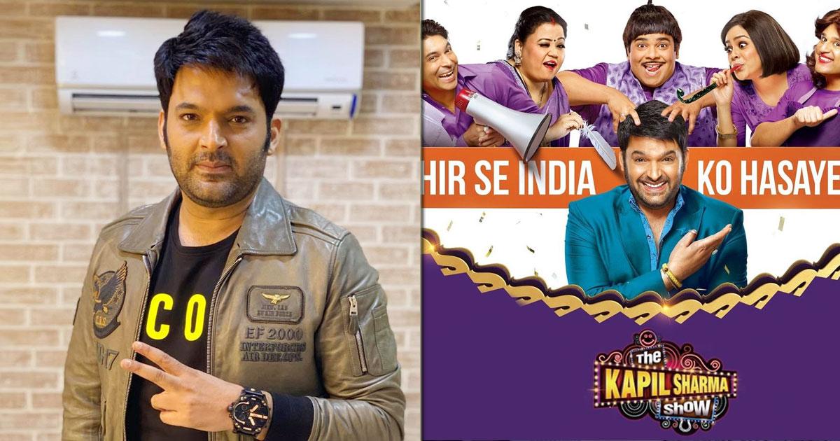 Kapil Sharma announces new season calling for new talent