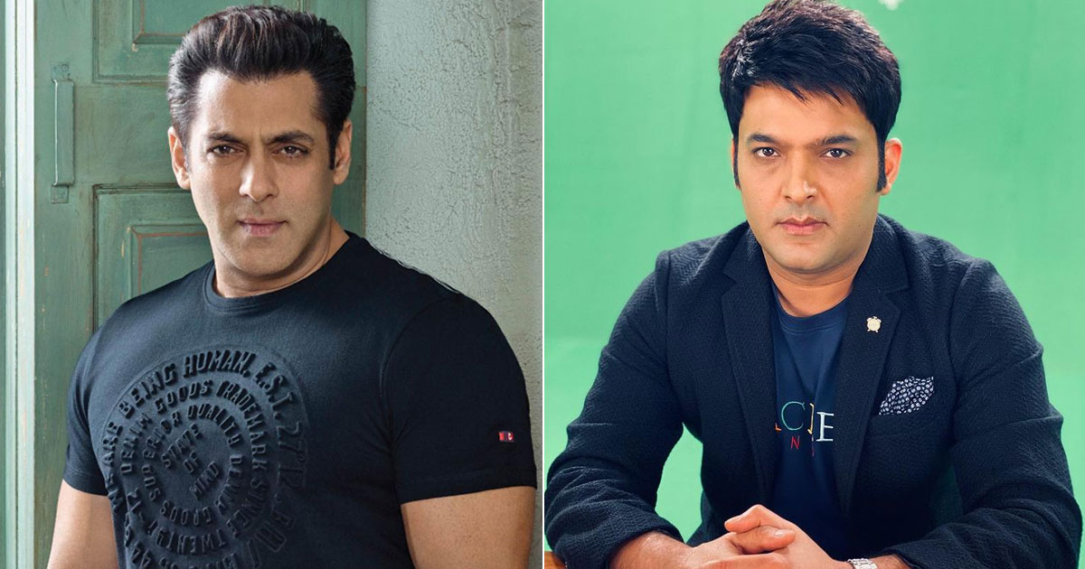 Kapil Sharma Was Instructed To Stay Away From Controversies By Salman Khan After The Start Of The Kapil Sharma Show