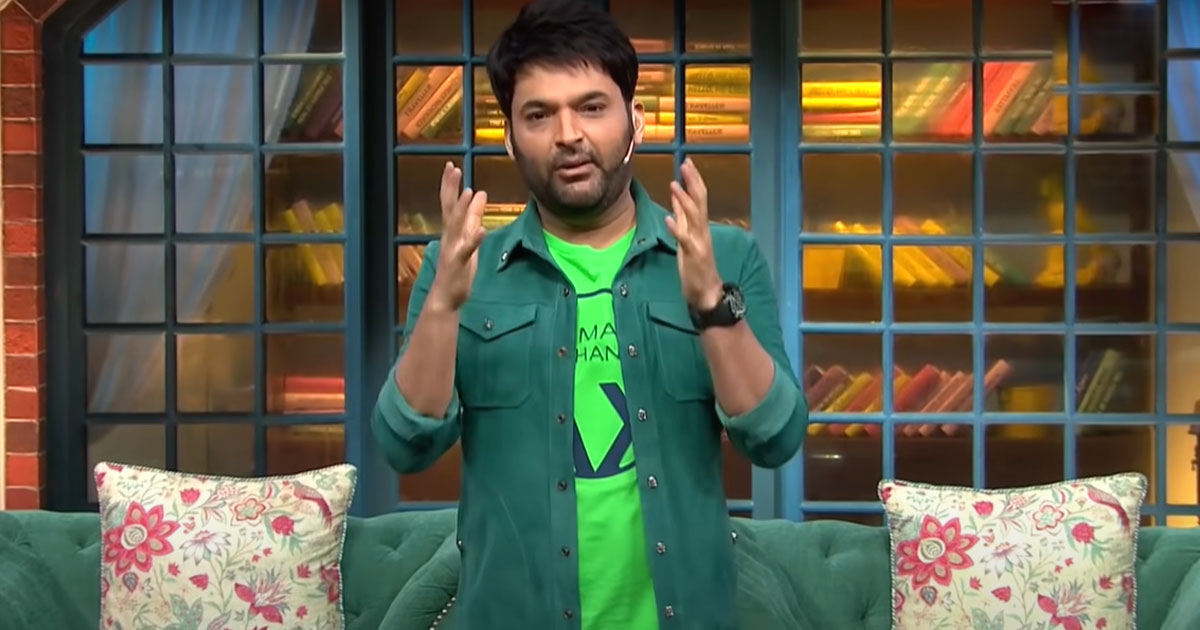 Kapil Sharma's Show: From Fake Laughter To Sidhu Reciting 'Scripted' Shayaris From A Tab