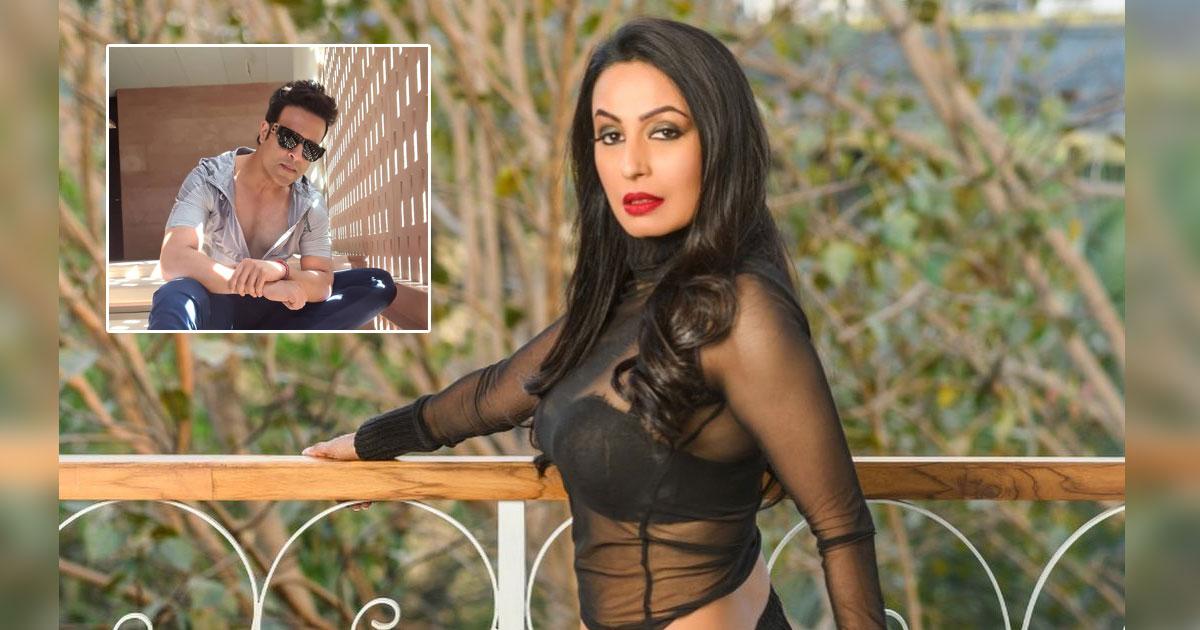 Kashmera Shah Flaunts Her Hourglass Figure In A Bikini, Her Fans Envy A 'Lucky' Krushna Abhishek, Deets Inside